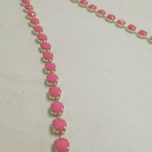 Fortner Frenzy Jewelry - Pink Necklace